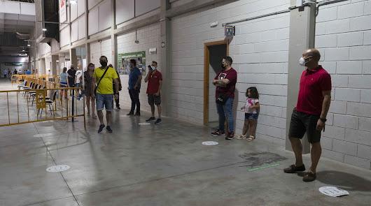 Almería se acerca peligrosamente a los 200 nuevos contagios