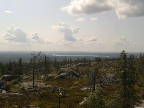 Photo: Дали Карельских озер