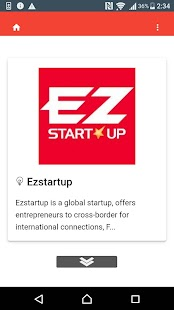 EZSTARTUP- Your Best Business Partners in Asia- screenshot thumbnail