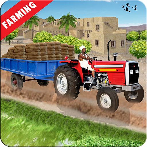 Real Tractor Simulation Drive