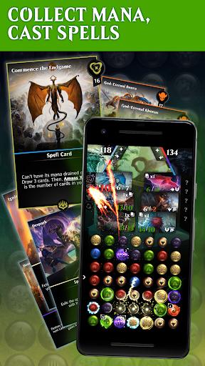 Magic: Puzzle Quest screenshots 2