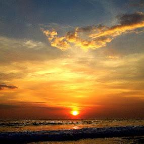 twilight.... by Shambaditya Das - Novices Only Landscapes (  )