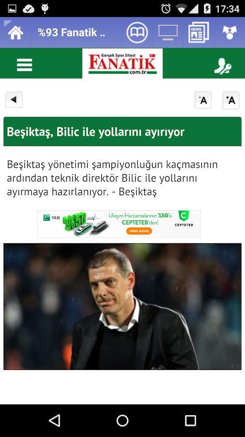 Tüm Gazeteler- screenshot