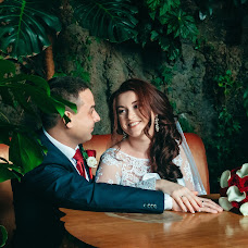 Wedding photographer Evgeniya Garaeva (Groseille). Photo of 29.11.2016