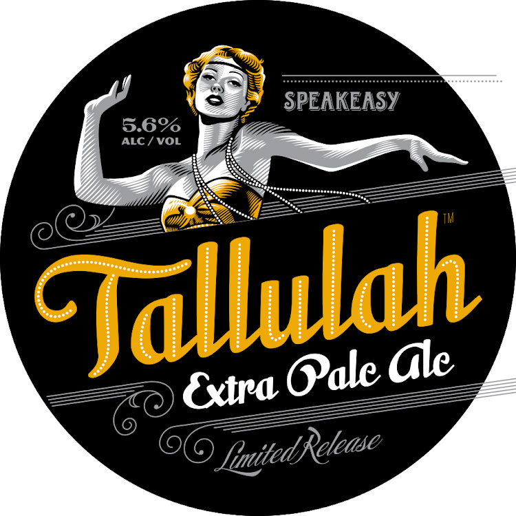 Logo of Speakeasy Tallulah Extra Pale Ale