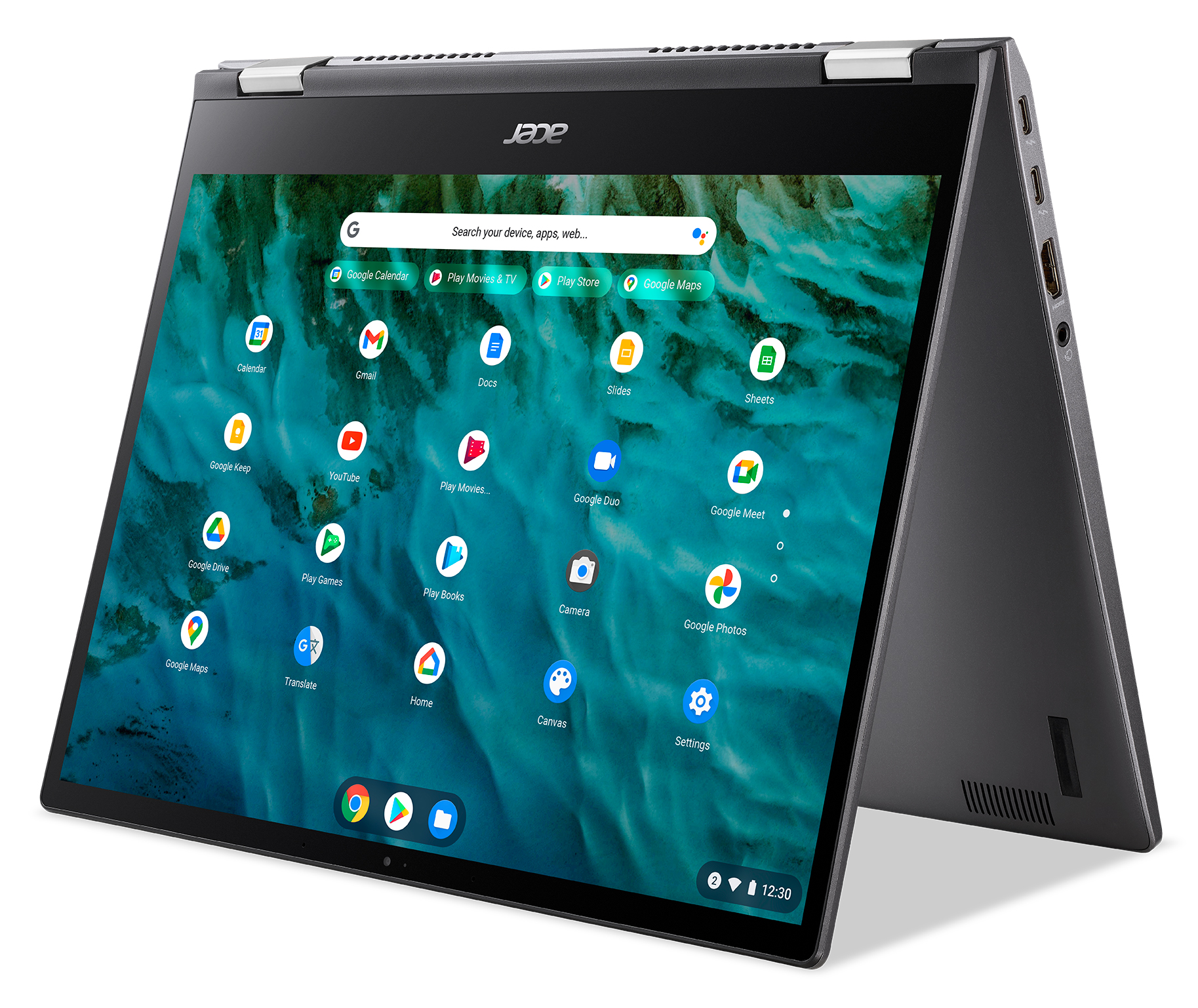 Acer Chromebook Spin 713 - photo 8