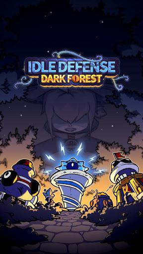 Idle Defense : Dark Forest 1.1.1 screenshots 1