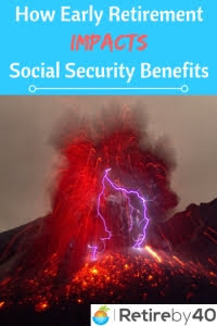 How early retirement impacts social security benefits