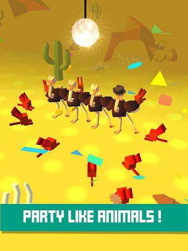 Ostrich Among Us screenshot 16
