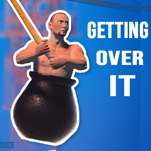 Play Getting Over It With Bennett Foddy trick