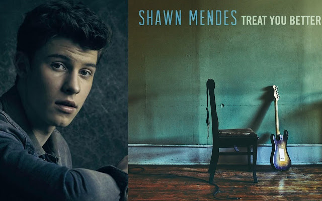 Shawn Mendes - Treat You Better Tab