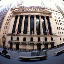 Photo: NYSE Fish Eye