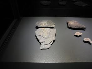 Photo: Les fossiles gabonais, 2.1 milliard d'années.