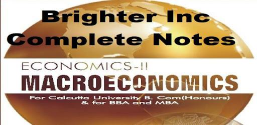 B Com Economics (Macroeconomics)II – Apps bei Google Play