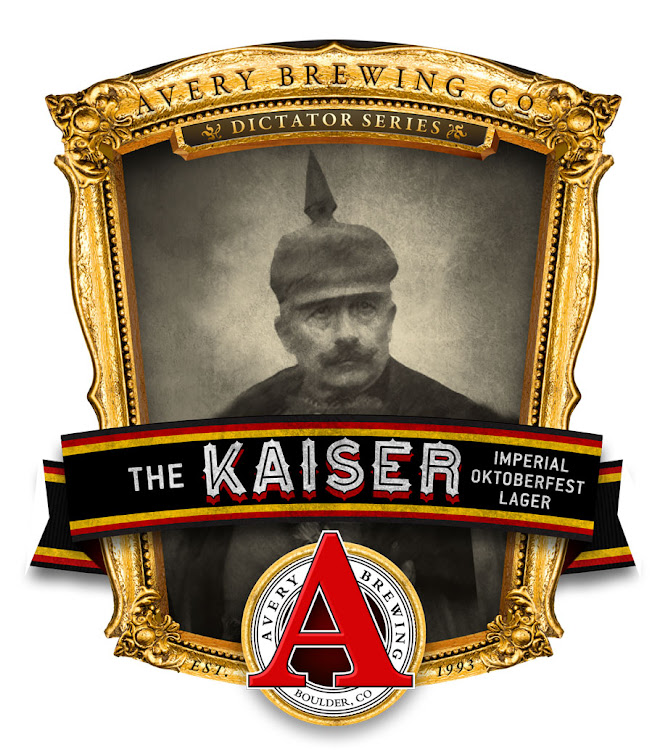 Logo of Avery The Kaiser Imperial Oktoberfest Lager