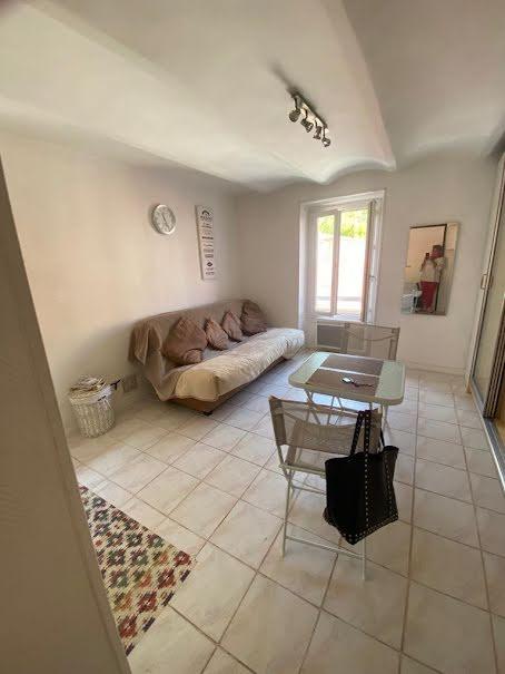 Vente studio 1 pièce 19 m² à Menton (06500), 116 000 €