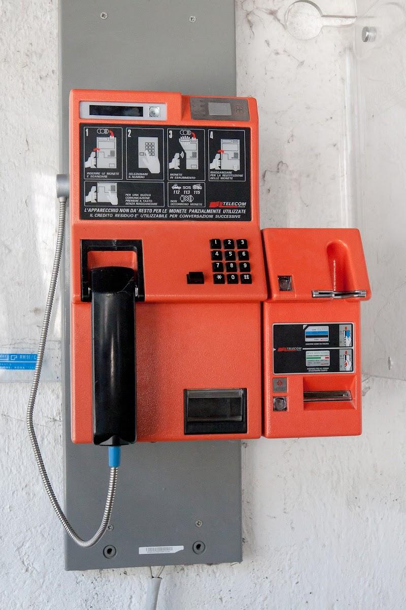 Telefono di Andrea Calò