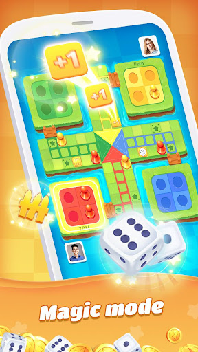 Ludo Talent — Super Ludo Online Game 2.1.1 screenshots 1