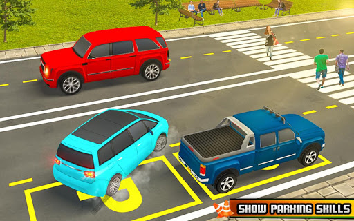 Download City Road Car Parking Free Car Parking Games On Pc Mac