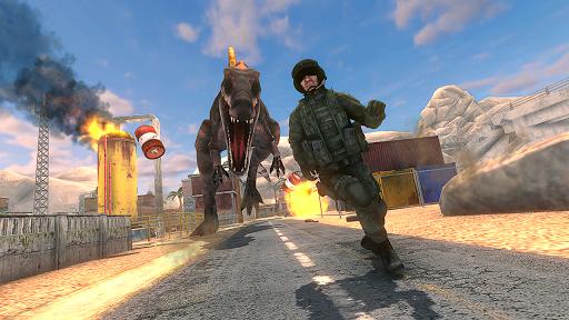 Dinosaur Shooting Simulator screenshots 17