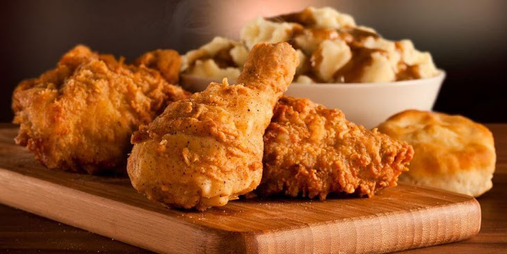 KFC Original Fried Chicken Recipe