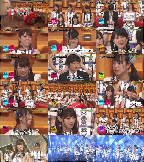 (TV-Music)(1080i) 乃木坂46 Part – バズリズム 160805