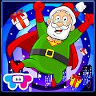 Super Santa XMAS Story & Games icon