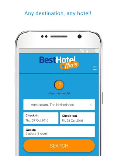 BestHotelOffers - Hotel Deals and Travel Discounts  screenshots 1