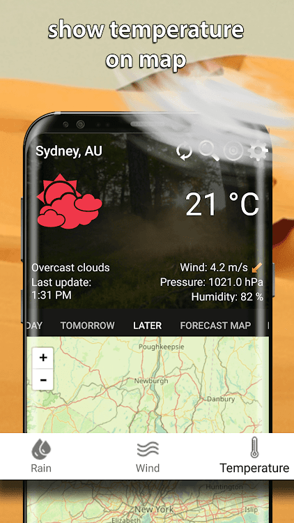 Weather App Weather Channel Live Weather Forecast – (Android