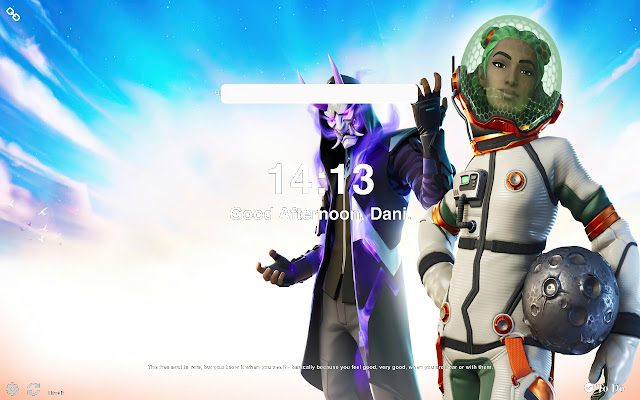 Siona Fortnite Wallpapers New Tab Themes