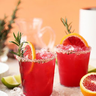 Blood Orange Rosemary Margaritas