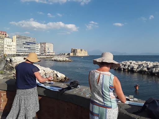 stage carnet de voyage Naples_ J PAPA