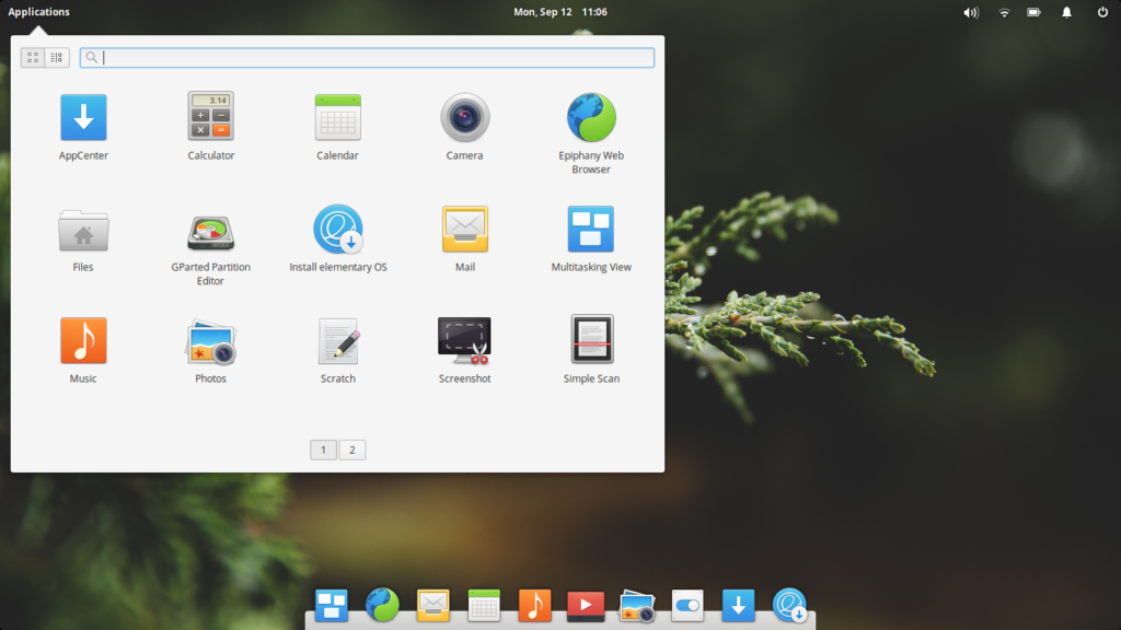 ELEMENTARY OS - THE MOST ATTRACTIVE DISTRO