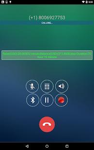 WePhone – free phone calls & cheap calls 8