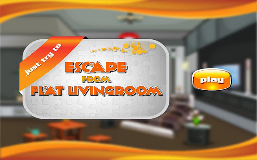 Escape From Flat Living Room