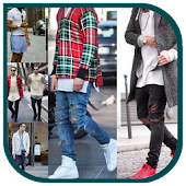 Street Fashion Swag Men 2017