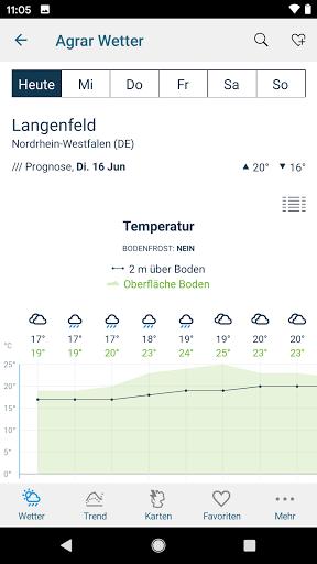Bayer Agrar Wetter 4.18 screenshots 3