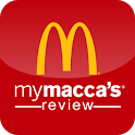My Macca's Review icon