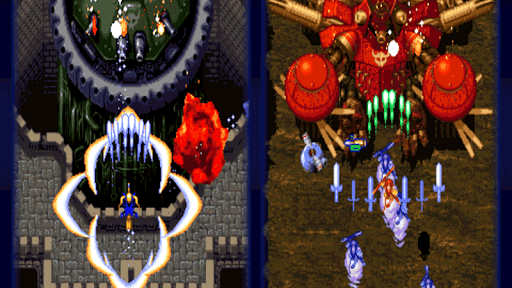 GUNBIRD classic screenshot 16