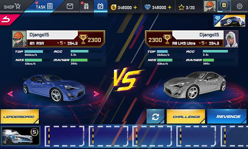 Street Racing HD 2.8.3 screenshots 16