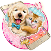 Kitty and Puppy Theme