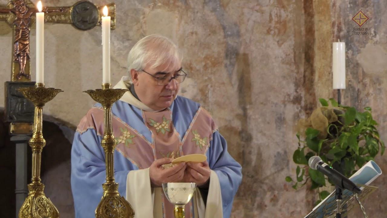 MónTerrassa | VÍDEO La Parròquia de Sant Pere té un nou toc de ...