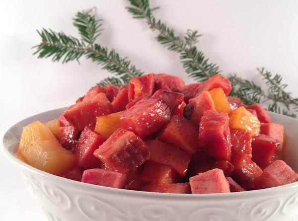 Easy Ham & Pineapple Appetizer Recipe