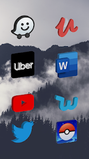 Alpha Icon Pack Screenshot