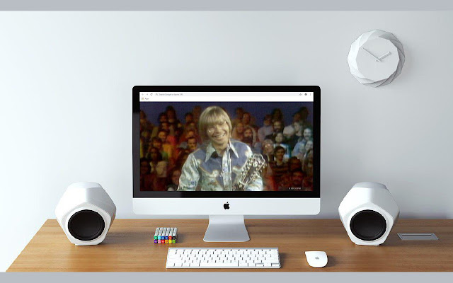 John Denver New Tab & Wallpapers Collection