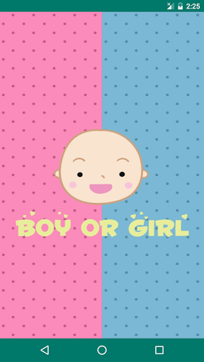 Boy or Girl - Gender Predictor 1.26 screenshots 1
