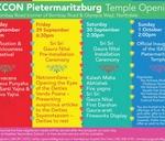 ISKCON Pietermaritzburg Temple Opening : ISKCON Durban