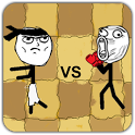 Meme vs Rage icon