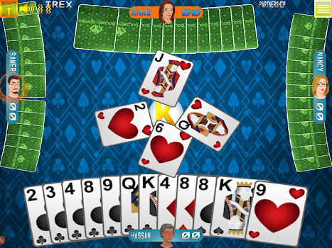 Golden Card Games Tarneeb Trix