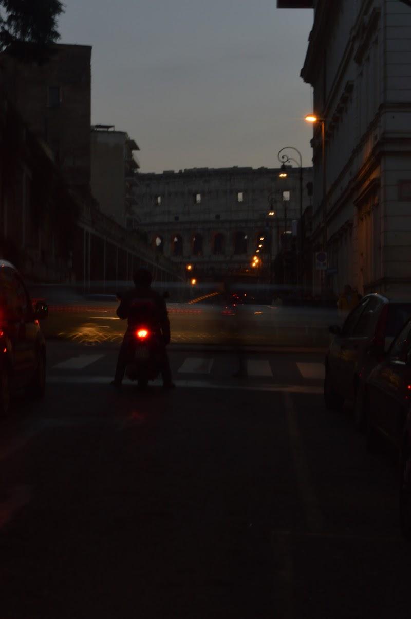 fermo ad un semaforo di eva_cestout